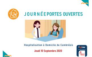 Journée Portes Ouvertes à Beauvois en Cambrésis – 10 Septembre 2020