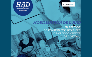 Covid-19 – Hospitalisation à Domicile : une solution pour lutter contre la tension hospitalière